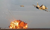 Iran diễn tập máy bay không người lái lần đầu tiên với quy mô lớn