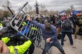 4 người thiệt mạng liên quan đến xung đột tại Tòa nhà Quốc hội Mỹ