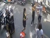 Thực hư việc người đàn ông đánh hai người phụ nữ để tranh giành vỉa hè
