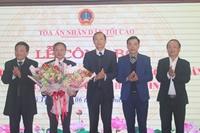 Bổ nhiệm Phó Chánh án TAND tỉnh Hà Tĩnh