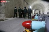 Iran khoe căn cứ tên lửa ngầm trên bờ Vịnh Ba Tư