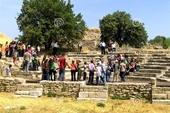 Phục dựng thành Troy 5 500 năm tuổi nổi tiếng trong thần thoại Hy Lạp