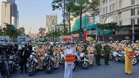 Trưởng phòng Cảnh sát hình sự Công an TP HCM được điều động làm Trưởng phòng Phong trào
