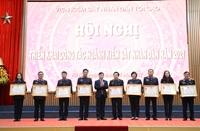 """2 tập thể ngành Kiểm sát nhân dân được phong tặng danh hiệu """"Anh hùng Lao động"""" thời kỳ đổi mới"""