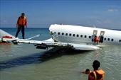 Đã xác định vị trí hộp đen của chiếc máy bay Boeing 737 gặp nạn tại Indonesia