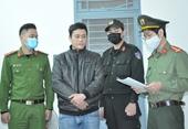 Phê chuẩn quyết định khởi tố 2 tài xế chở người Trung Quốc nhập cảnh trái phép