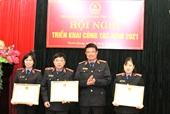 VKSND tỉnh Tuyên Quang Hoàn thành xuất sắc nhiệm vụ được giao