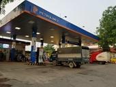 Xăng dầu đồng loạt tăng giá từ 15h ngày 11 1 2021