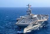 Siêu tàu sân bay 13,2 tỷ USD, đắt nhất của Hải quân Mỹ gặp vấn đề với hệ thống cất, hạ cánh