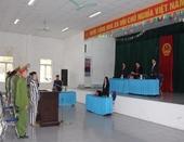 Tổ chức phiên tòa lưu động trong Trại giam