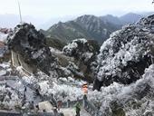 Miền Bắc tiếp tục rét kỷ lục, vùng núi phía Bắc nhiều nơi xuống 0 độ