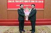 Thăng quân hàm cấp tướng cho Trưởng ban Cơ yếu Chính phủ