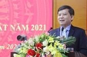 Viện trưởng Lê Minh Trí đánh giá cao những thành tích nổi bật của VKSND tỉnh Quảng Ninh