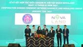 Novaland chung tay vì sự phát triển bền vững của bóng đá Việt Nam