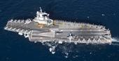 Pháp triển khai hàng không mẫu hạm tham gia chiến dịch Nhổ tận gốc