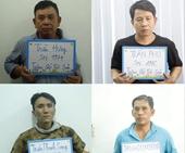 Băng trộm khét tiếng do hai anh em họ Trần cầm đầu bị bắt