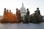 10 000 binh sĩ được điều động đảm bảo an ninh cho lễ nhậm chức của Tổng thống đắc cử Joe Biden