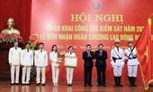 VKSND tỉnh Bắc Ninh đón nhận Huân chương Lao động hạng Nhất