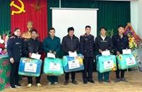 """VKSND huyện Tuần Giáo tổ chức Chương trình thiện nguyện """"Mùa đông ấm áp"""""""