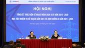 Hội nghị Tổng kết thực hiện kế hoạch năm 2020 và 5 năm 2016 - 2020 mục tiêu nhiệm vụ kế hoạch năm 2021 và định hướng 5 năm 2021 - 2025
