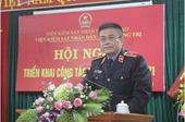 VKSND tỉnh Quảng Trị triển khai công tác năm 2021