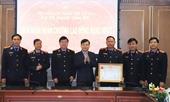 Vụ 15, VKSND tối cao triển khai công tác năm 2021 và đón nhận Huân chương Lao động hạng Nhất