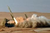 Tên lửa đạn đạo của Iran tiêu diệt mục tiêu tàu chiến ở khoảng cách 1 800km