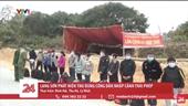 Lạng Sơn Phát hiện công dân nhập cảnh trái phép