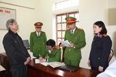 Khởi tố 2 cựu Chủ tịch xã và một cán bộ vì xà xẻo ngân sách