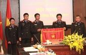 Vụ 2, VKSND tối cao đón nhận Cờ thi đua của Chính phủ