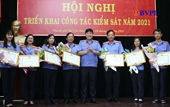 VKSND cấp cao tại TP HCM triển khai công tác năm 2021