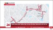 Hà Nội thông báo phân luồng giao thông phục vụ Đại hội XIII của Đảng - Đi đường nào cho khỏi tắc