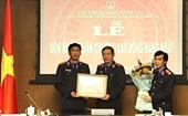 Cục 2, VKSND tối cao đón nhận Huân chương Lao động hạng Nhất