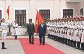 Thủ tướng  Tập trung xây dựng đội ngũ cán bộ tình báo có bản lĩnh chính trị vững vàng, kiên định