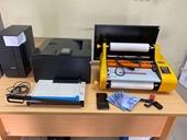 Phê chuẩn khởi tố 2 bị can dùng máy in sản xuất tiền giả
