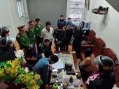Huy động gần 100 chiến sỹ Công an phá chuyên án ghi lô đề cực lớn tại TP Hà Tĩnh