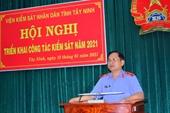 VKSND tỉnh Tây Ninh đạt và vượt nhiều chỉ tiêu nghiệp vụ