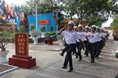 Quân và dân đảo Sinh Tồn Trường Sa hướng về Đại hội XIII của Đảng