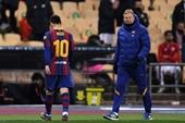 Messi chính thức lĩnh án phạt vì hành vi đánh nguội cầu thủ Bilbao