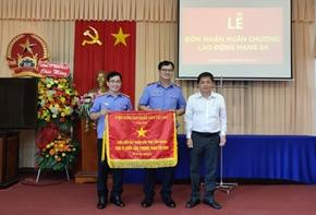 VKSND tỉnh Tiền Giang triển khai công tác năm 2021