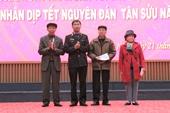 Gặp mặt, chúc Tết nguyên cán bộ, công chức VKSND tối cao tại Hà Nội