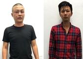 Hai thanh niên vi phạm luật giao thông, tông xe cảnh sát 911 Đà Nẵng