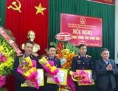 VKSND thị xã Hương Thủy Số hóa tất cả các hồ sơ vụ án là khâu đột phá của đơn vị