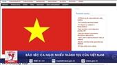 Báo Séc ca ngợi nhiều thành tựu của Việt Nam