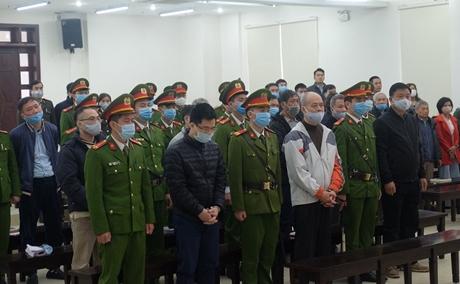 Đại diện Viện kiểm sát đề nghị hoãn phiên tòa xét xử bị cáo Đinh La Thăng và đồng phạm