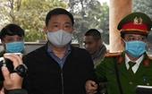 Gây thiệt hại 543 tỉ đồng, bị cáo Đinh La Thăng và đồng phạm hầu toà