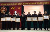 Đảng bộ VKSND tỉnh Hà Tĩnh đạt được nhiều thành tích xuất sắc