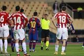 Trọng tài đuổi Messi cần phải bị  trừng phạt