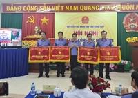 VKSND tỉnh Đồng Tháp triển khai công tác năm 2021