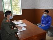 Bắt giữ nhóm đối tượng tổ chức người Trung Quốc nhập cảnh trái phép vào Việt Nam